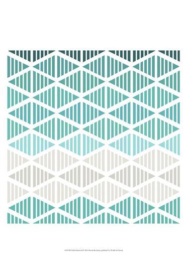 Tribal Arrows II-Nicole Ketchum-Art Print