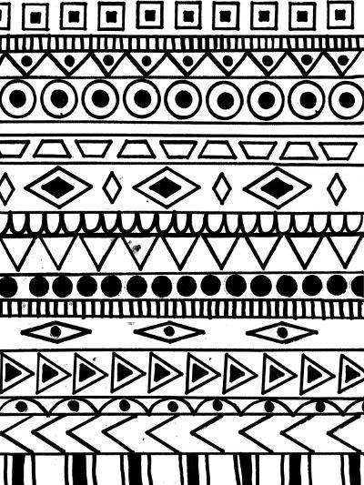 Tribal Celebration-Laura Miller-Giclee Print