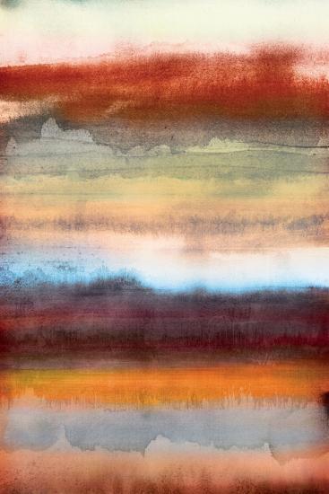 Tribal Colour Wash II-PI Studio-Art Print