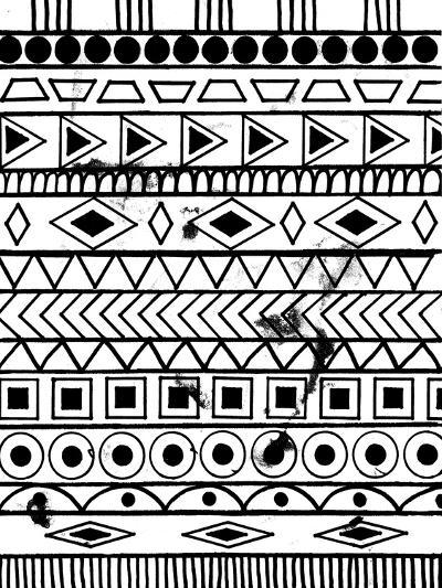 Tribal Fusion-Laura Miller-Giclee Print