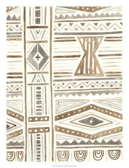Tribal Impressions III-June Erica Vess-Giclee Print