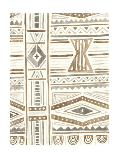 Tribal Impressions III-June Erica Vess-Art Print