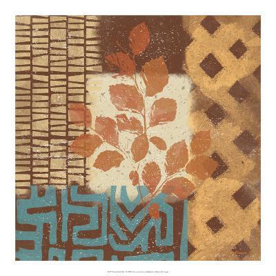 Tribal Life I-Alonzo Saunders-Art Print