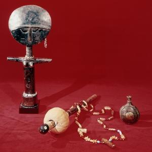 Tribal Medicinal Artifacts