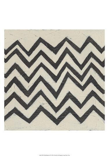 Tribal Patterns IX-June Vess-Art Print