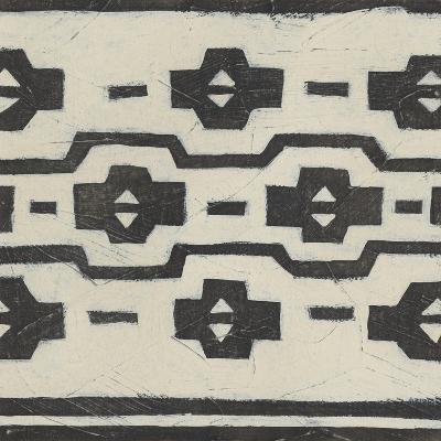 Tribal Patterns VI-June Vess-Art Print