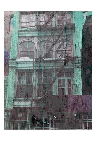 TRIBECA-Sheldon Lewis-Art Print
