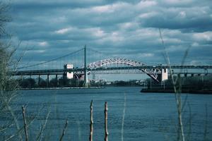 Triborough Bridge New York City