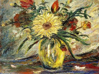 Tribute to Vincent Van Gogh; Homenaje a Vincent Van Gogh-Joaquin Clausell-Giclee Print