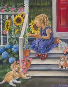 A Summer Kiss by Tricia Reilly-Matthews
