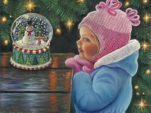 Christmas Through Your Eyes by Tricia Reilly-Matthews