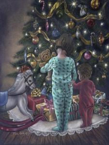 Christmas Tree Wonder by Tricia Reilly-Matthews