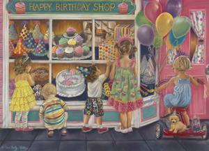Happy Birthday by Tricia Reilly-Matthews