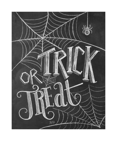 Trick Or Treat-L^A^ Pop Art-Giclee Print