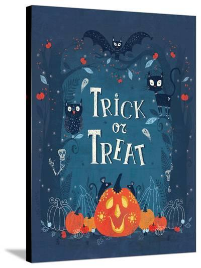 Trick or Treat-Advocate Art-Stretched Canvas Print