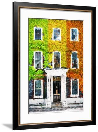 Tricolore - In the Style of Oil Painting-Philippe Hugonnard-Framed Giclee Print