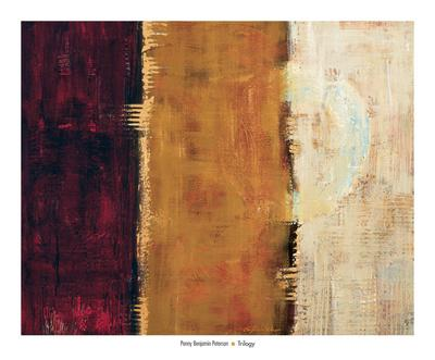 Trilogy-Penny Benjamin Peterson-Art Print