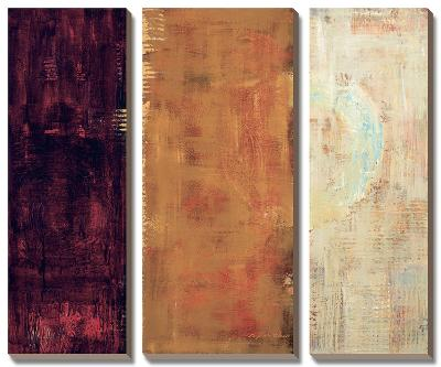 Trilogy-Penny Benjamin Peterson-Canvas Art Set