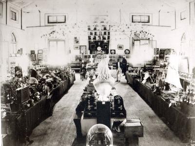 Trinidad and Tobago Exhibition, 1890--Photographic Print