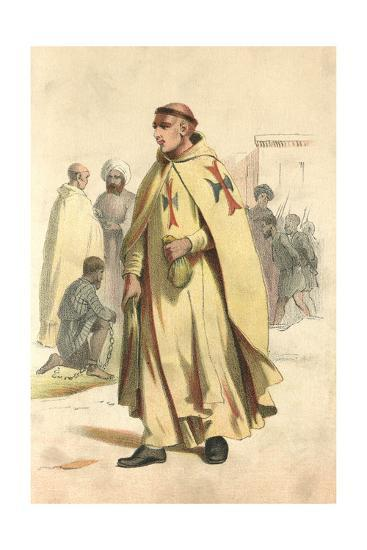 Trinitarian Brothers--Giclee Print