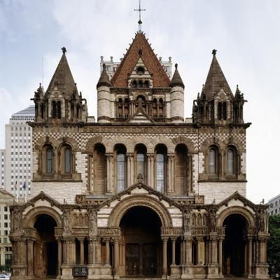 Trinity Church-Carol Highsmith-Photo