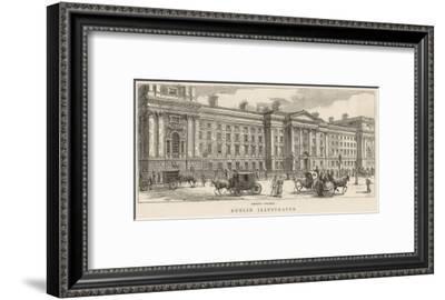 Trinity College Dublin--Framed Giclee Print