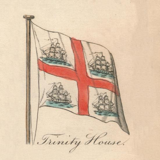 'Trinity House', 1838-Unknown-Giclee Print
