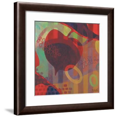 Trinity I-Susan Melrath-Framed Art Print