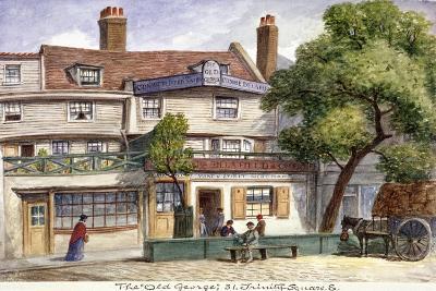 Trinity Square, London, 1867-JT Wilson-Giclee Print