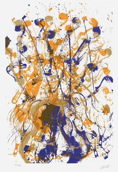 Trio cordes I-Fernandez Arman-Limited Edition