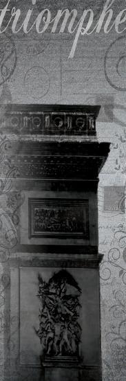 Triomphe Long-Lauren Gibbons-Art Print
