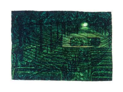 Trip-The Green Room-Graham Dean-Giclee Print