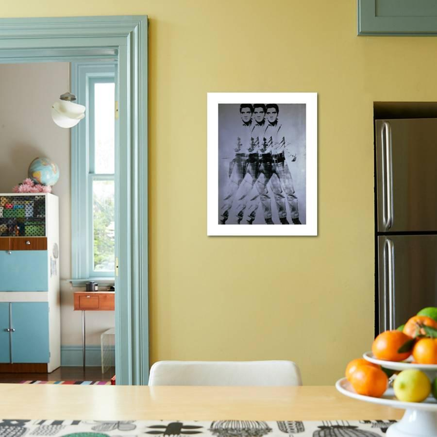 Triple Elvis, 1963 Giclee Print by Andy Warhol | the NEW Art.com