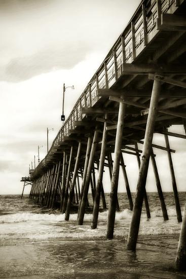 Triple S Pier I-Alan Hausenflock-Photographic Print
