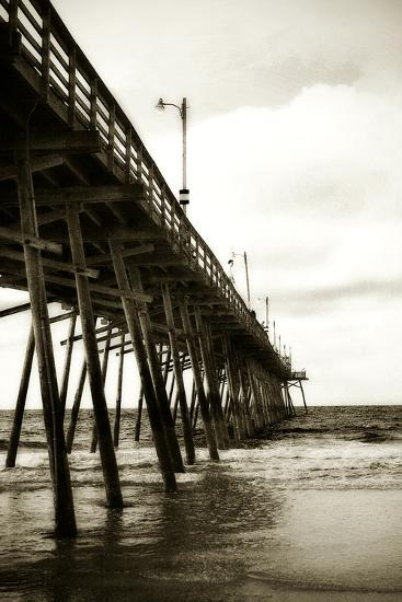 Triple S Pier II-Alan Hausenflock-Photographic Print
