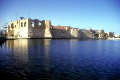 Tripoli Castle, Libya-Vivienne Sharp-Photographic Print