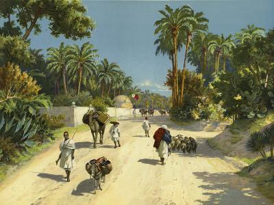 Tripoli, Libya, Africa--Giclee Print