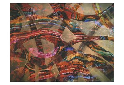 Trippy Vines 1-Smith Haynes-Art Print