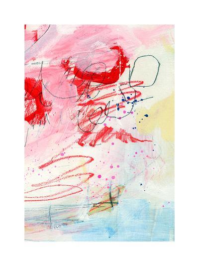 Triptych 3C-Alison Black-Giclee Print