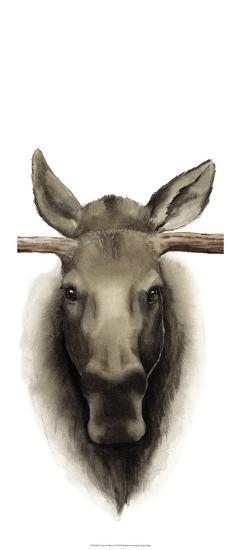 Triptych Moose II-Grace Popp-Art Print