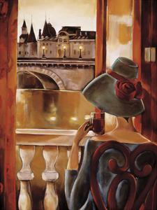 Room with a View I by Trish Biddle