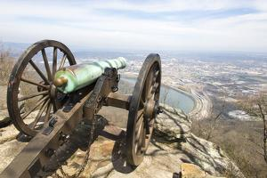 Tennesssee, Chattanooga. Point Park National Historic Park by Trish Drury