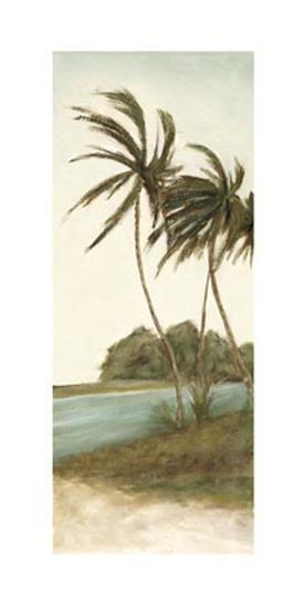 Trish's Palms II-Chariklia Zarris-Limited Edition