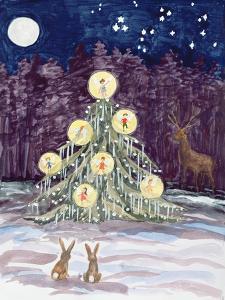 Fairy Christmas Tree by Trish Schreiber