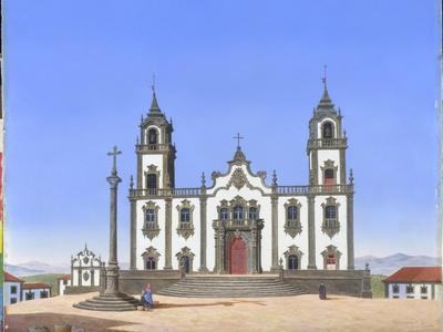 Church of the Misericordia, 1947