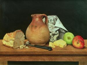 Still Life by Tristram Paul Hillier