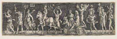 Triumph of Bacchus, 1534--Giclee Print