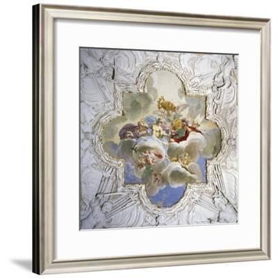 Triumph of the House--Framed Giclee Print