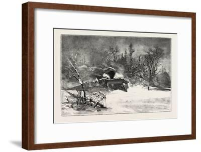 Triumph of the Snow-Plough, Canada, Nineteenth Century