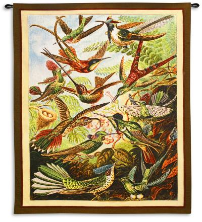 Trochilus--Wall Tapestry